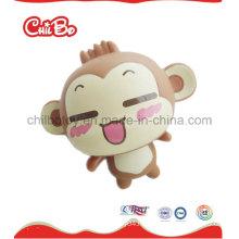 Mici Monkey plastic Figure Toy (CB-PM027-S)
