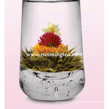 Té chino de flores