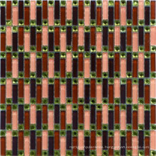 Hot Selling Crystal Mosaic Tile in Stock (AJ2A-1002)