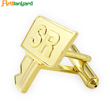 Custom Fantasy Men's Cufflink With Different Design