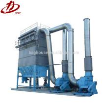 Sistemas de filtro de aire de filtro de mangas de cartucho