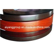 Del borde del PVC del grado de los muebles / Lipping de China