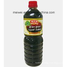 Best Sale 1L Light molho de soja em pet garrafa