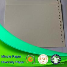 Tablero blanco Papel de cartón preimpreso para libro de dibujos animados