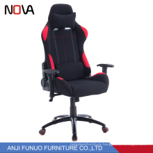New High Back black Racing Car Style Bucket Seat Office Desk Gaming Chair