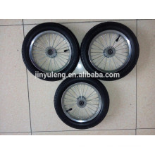 12 inch 28 pcs spoke bicycle wheel for kid Balance bike