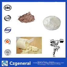 Pó granulado orgânico da proteína do soro do suplemento à nutrição do produto comestível