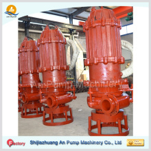 Hydraulic submersible agitator sand pump