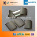 Professional rare earth Magnet Arc Magnet SmCo Motor Magnet manufacture in Hangzhou