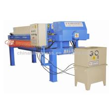 Longyuan 1000 Series Chamber Plate Filterpresse