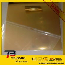 aluminum mirror glass sheets 1mm-6mm high reflective SHEET GLASS ALUMINIUM MIRROR with CE&ISO certificate