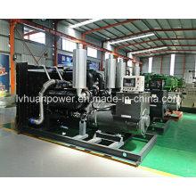 Central elétrica diesel da eletricidade do grupo de gerador 300kw diesel