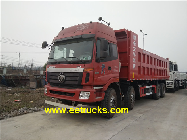 Foton Self-discharging Trucks