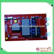 Hyundai Elevator Display Board OPB-CAN-INDICATOR BD V1.0 262C215 Hyundai Display Board