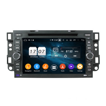 car auto multimedia dvd player για Captiva