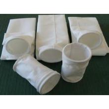 A melhor resistência de venda, saco de filtro do ar do saco de filtro da poeira do ácido e do alcalóide / poliéster