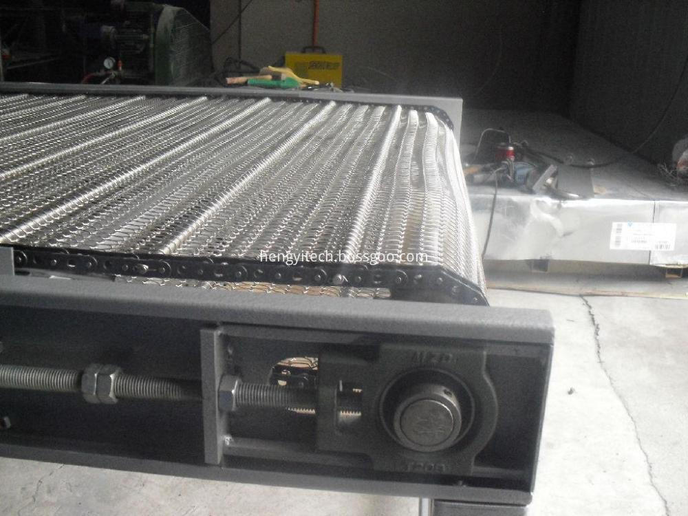 Wire Mesh Belt Manufacturers