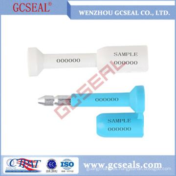 Sello de ISO17712 certificado GC-B001 perno