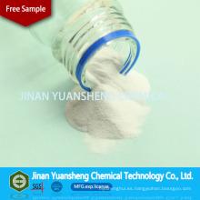 Polvo superplastificante de policarboxilato Hpeg 2400 para la mezcla de hormigón