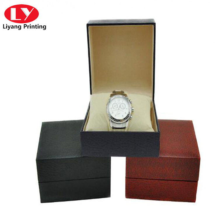 Watch Box With Pu