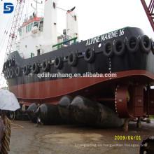 Salvamento mejor barco de salvamento de la nave del equipo marino para el astillero