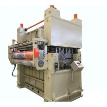 Niveleur de tension de bobines d'acier CNC
