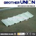 Máquina perfiladora de láminas de techo corrugado galvanizado