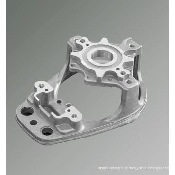 Bouclier d'extrémité de collecteur de moulage mécanique sous pression en aluminium