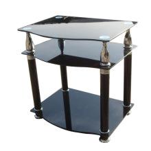 Hot Selling Morden Popular Design Glass TV Stand