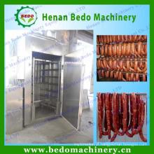 China Máquina de fumo industrial do forno do fumador do fornecedor profissional / salsicha / máquina fumado dos peixes