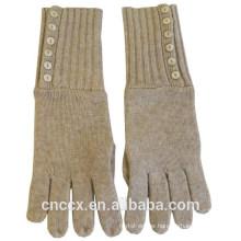 15GLV5003 100% cashmere gloves