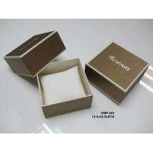 Leder Uhrengehäuse / Leder Uhrenboxen (mx-069)
