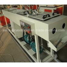 Машина для производства пластиковых труб из ПВХ диаметром 16-40 мм