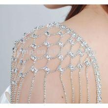 wedding bridal rhinestone bra strap ( GBRD0147)