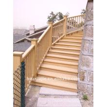 wpc outdoor decking floor wood plastic decking