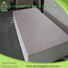 Two Time Hot Press 15mm Commercial Plywood with Poplar Core