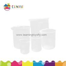Plastic Beaker for School Use