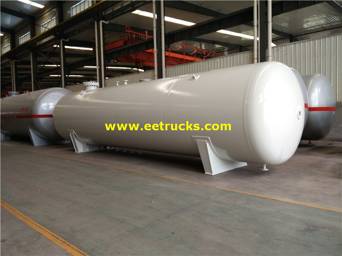 Aboveground Propane Domestic Tanks