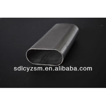 elliptical welded pipe/oval welded steel pipe