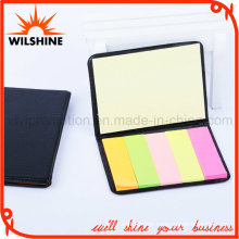 PU Cover Memo Sticky Note Pads for Promotion Gift (PN235)