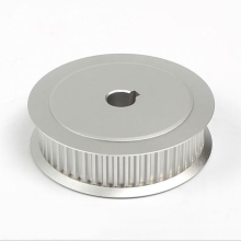 Hot sale round belt pulley 48mm stainless steel fixed pulley