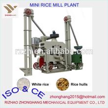 Mini fábrica de arroz automática