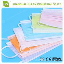WHITE FACE MASK WITH HIGH QUALITY