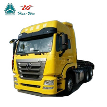 371 hp hohan 6*4 trailer truck 40 tons for tanzania