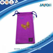 Bolsa del teléfono móvil púrpura de catálogo