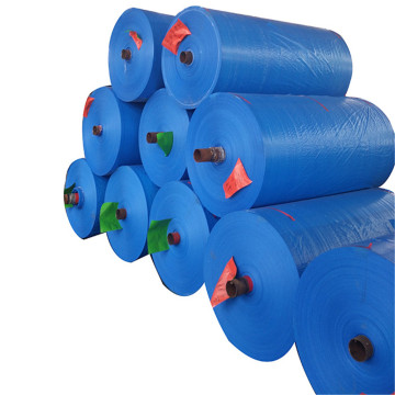 100% HDPE Virgin PE-zeildoek 125GSM & 170GSM