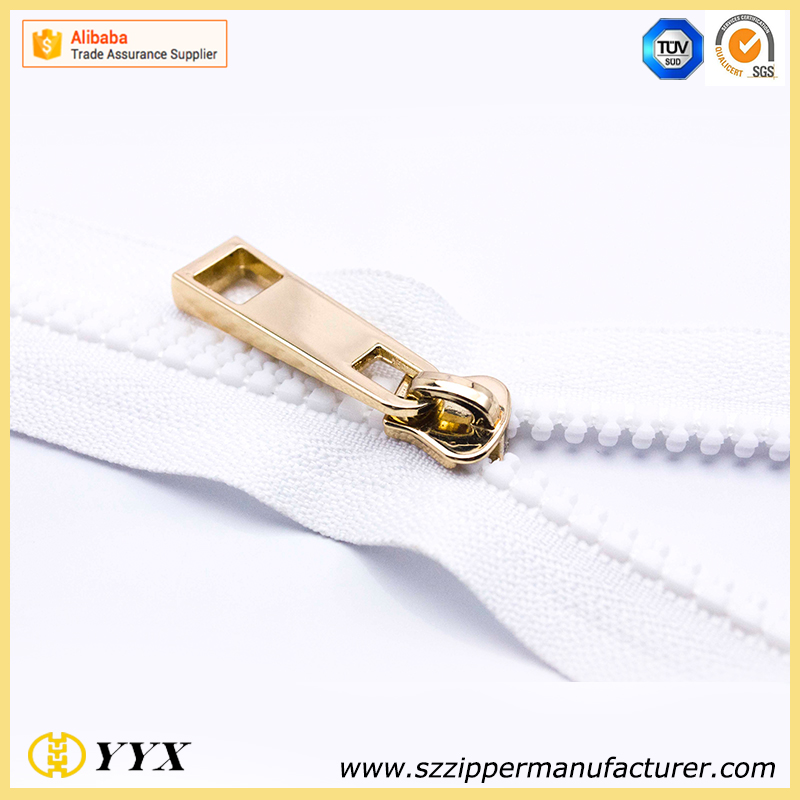 hot sale special plastic zipper