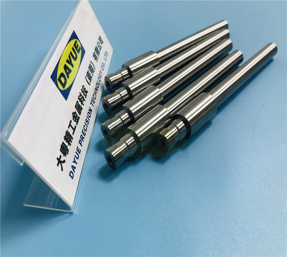 stainless steel shaft CNC machining