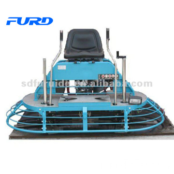Singapour Utilisation populaire Semi-Wet Concrete Ride sur Power Trowel 24HP Concrete Tool (FMG-S30)