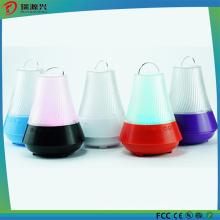 Orador portátil claro colorido de Bluetooth com Ce / FCC / RoHS